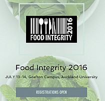 Food Integrity - Food Integrity Conference 2016