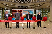 Auckland Airport photo exhibition on display in Beijing