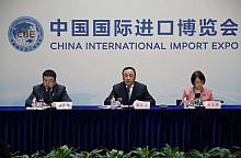 CIIE posts $57.8 billion in deals.